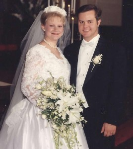 Wedding picture 1994