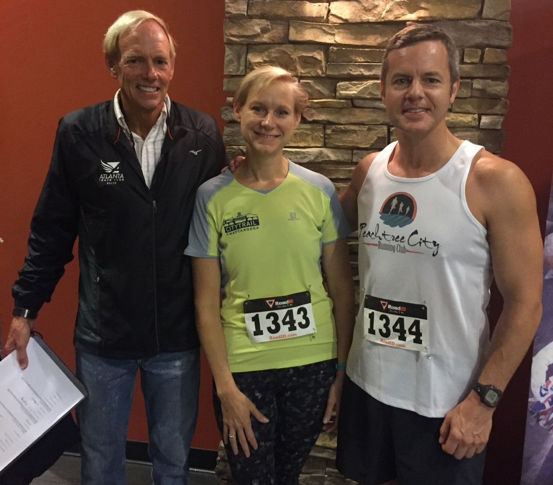2015 New Hope Harvest Classic - Bob, Mary Catherine, Joe