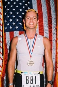 Ironman Florida 2002 finisher