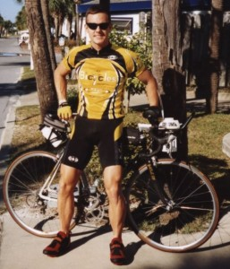 Back in 2002 I was in peak shape for racing triathlons