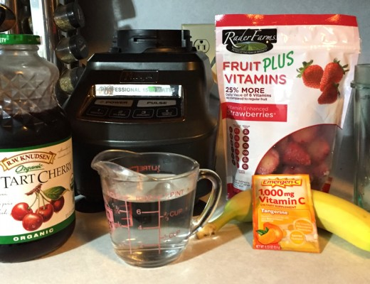 Immunity boosting smoothie