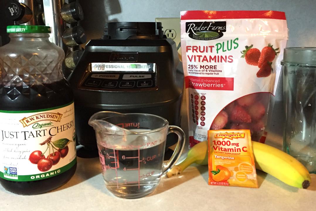 Immunity boosting smoothie