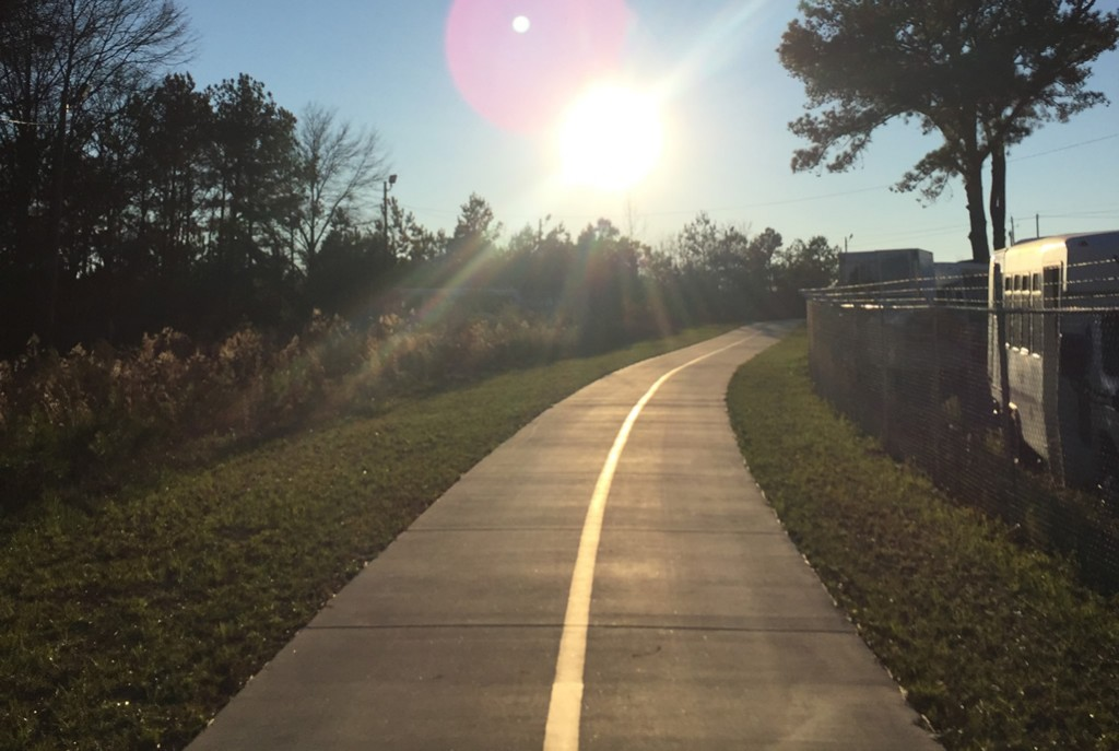 It's a bright road ahead on the Phoenix Trail in Atlanta