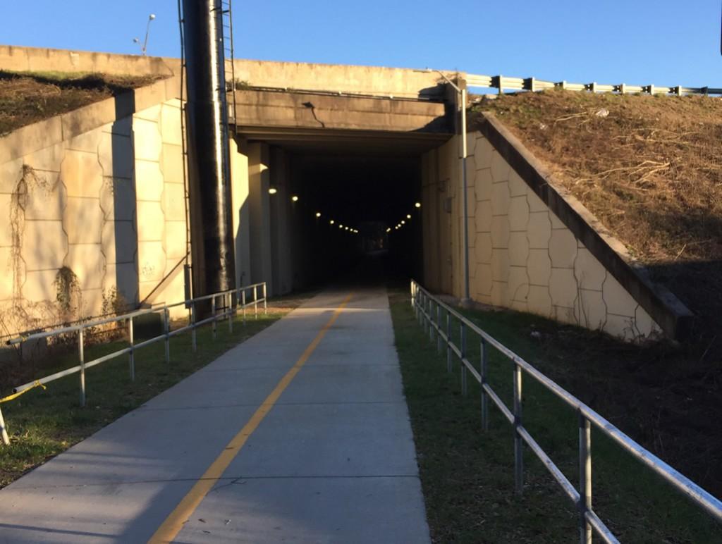 Phoenix Trail I-85 underpass