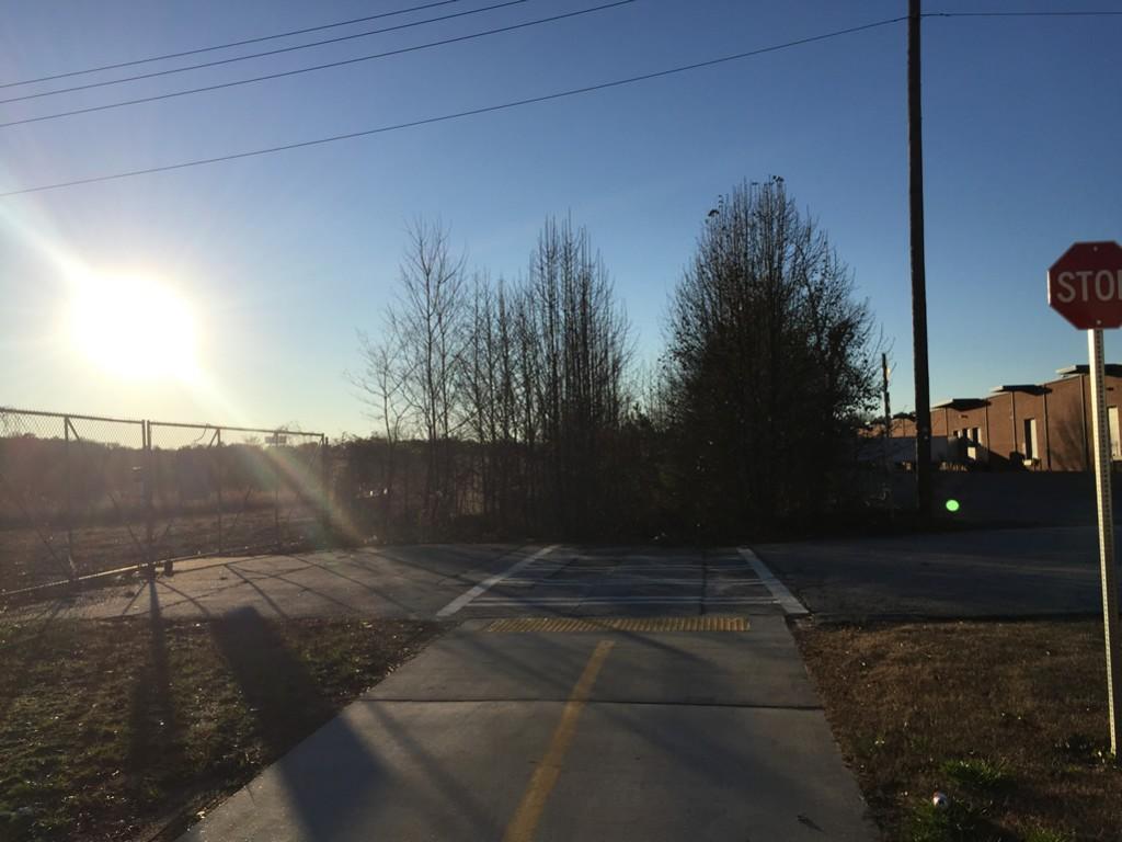 Phoenix Trail terminus