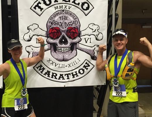 2015 Tupelo Marathon
